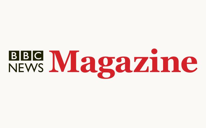 BBC News Magazine logo by Fitzroy and Finn