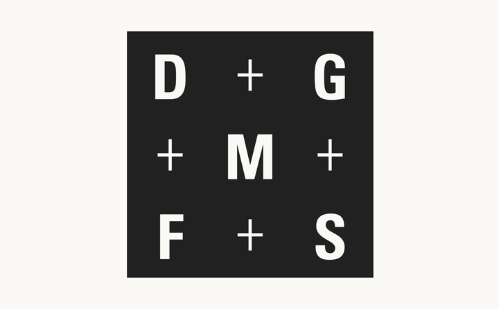 DGMFS Logo designed by Fitzroy and Finn