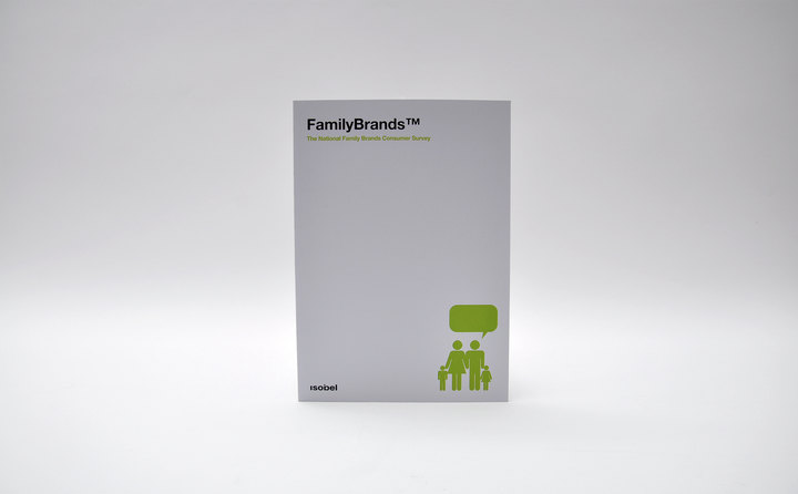 FamilyBrands designed by Fitzroy and Finn