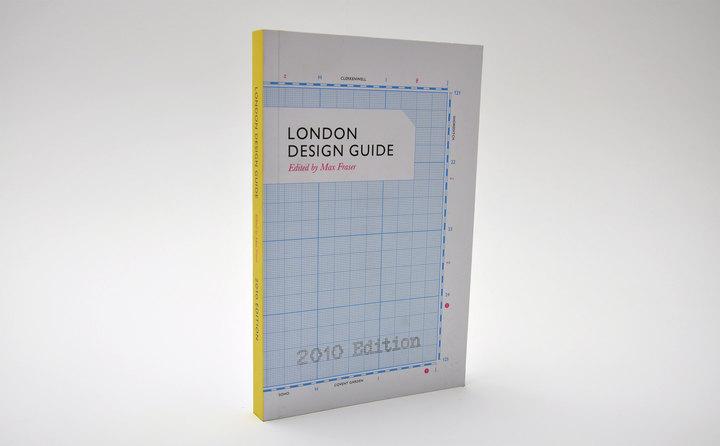 London Design Guide book