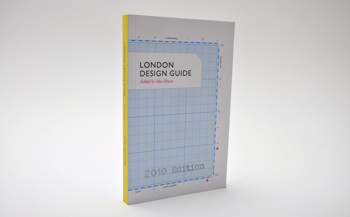 London Design Guide book