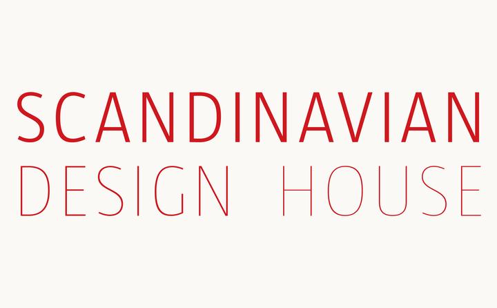 Scandinavian Design House logo designed by Fitzroy and Finn