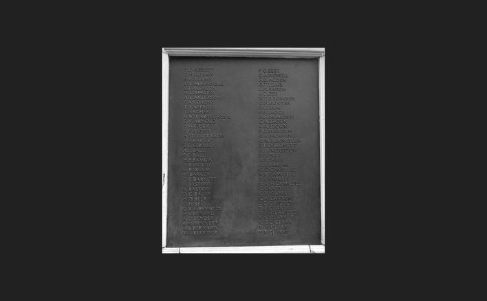 Dulwich College War Memorial