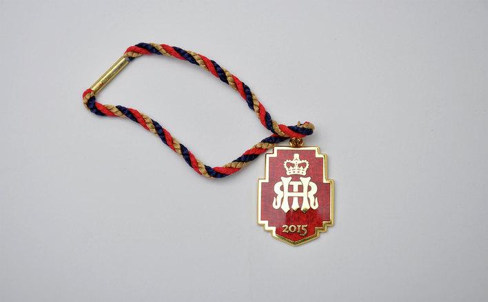 Henley Royal Regatta logo designed by Fitzroy and Finn