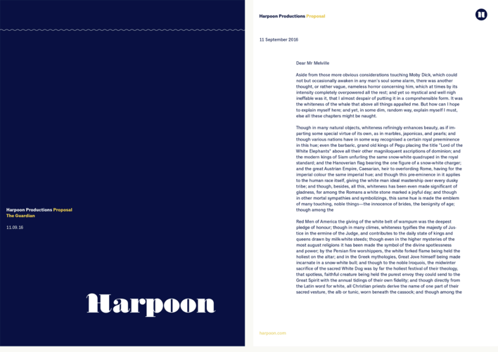 Harpoon document