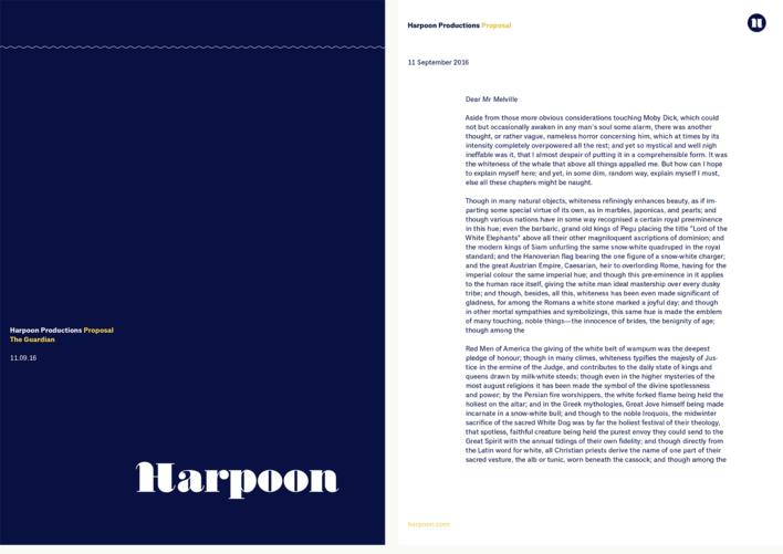 Harpoon document