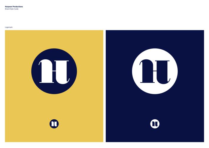 Harpoon logomark