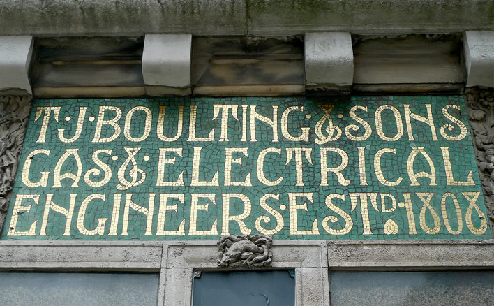 London Typography